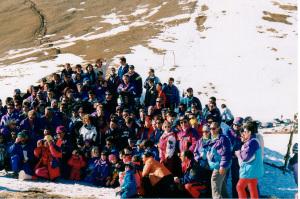 Oclini 1994: gara sociale