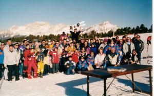 Oclini 2002: gara sociale